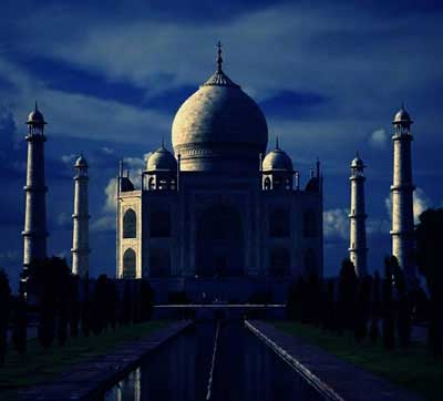 taj mahal moonlight tour