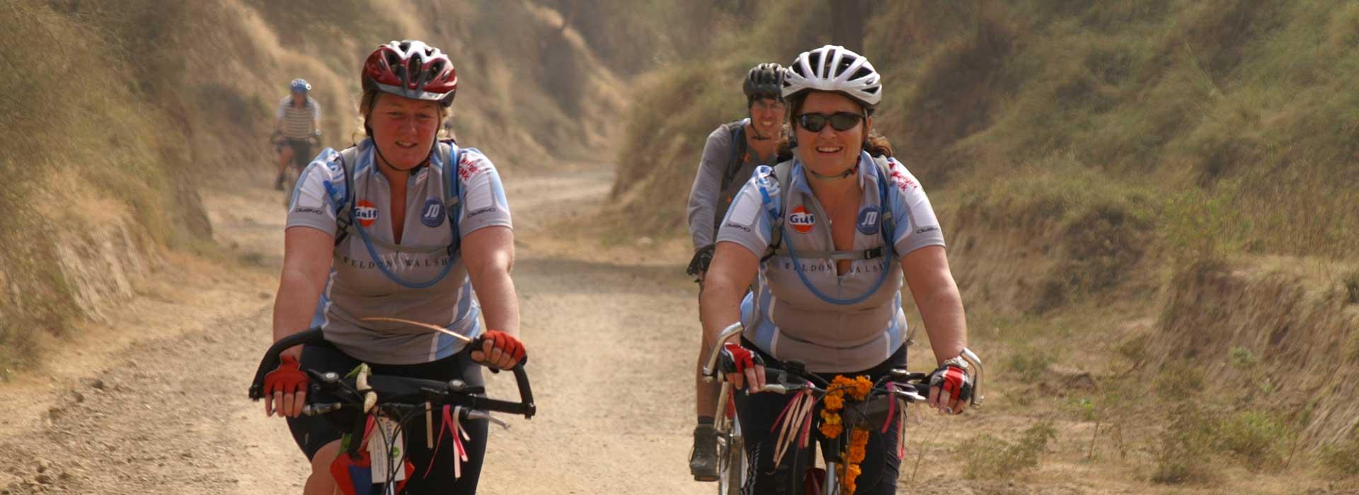 Bike Ride Agra