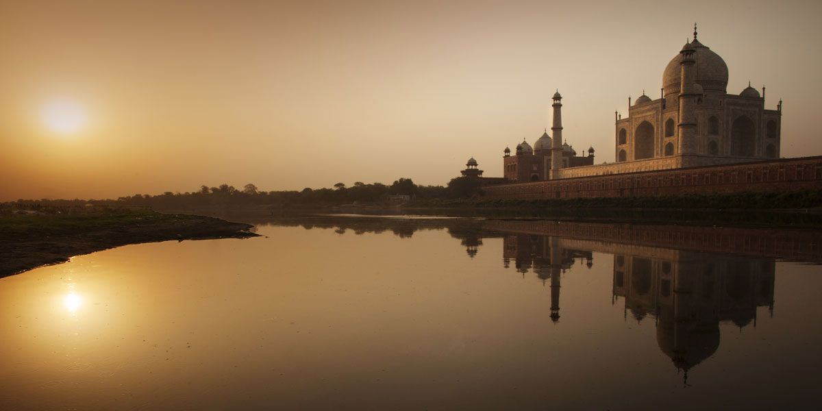 Amazing Sunrise Taj Mahal Tour