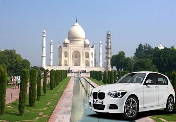 Jaipur to Agra Tajmahal tour