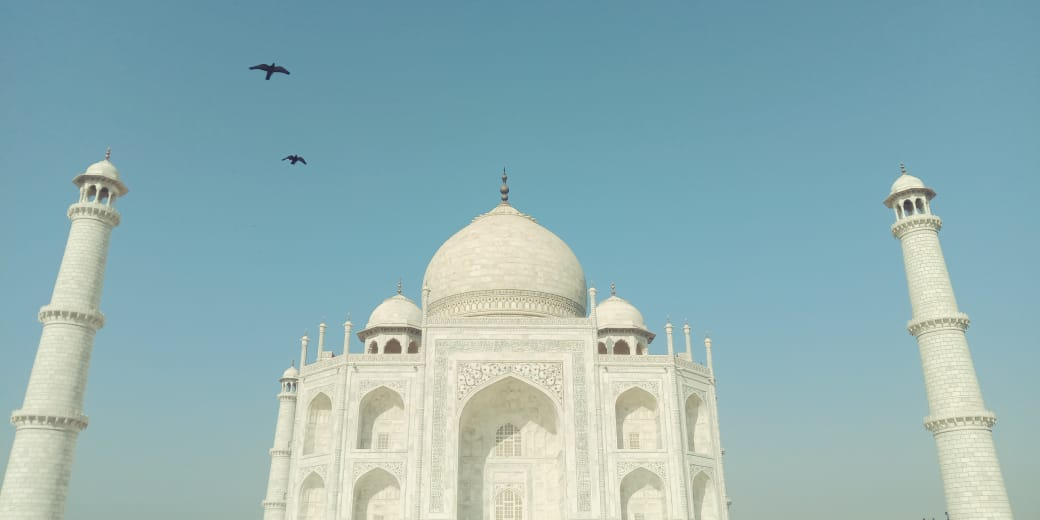 Same Day Taj Mahal Trip by Car