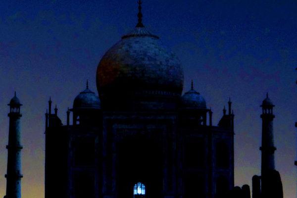 Overnight Taj Mahal Tour
